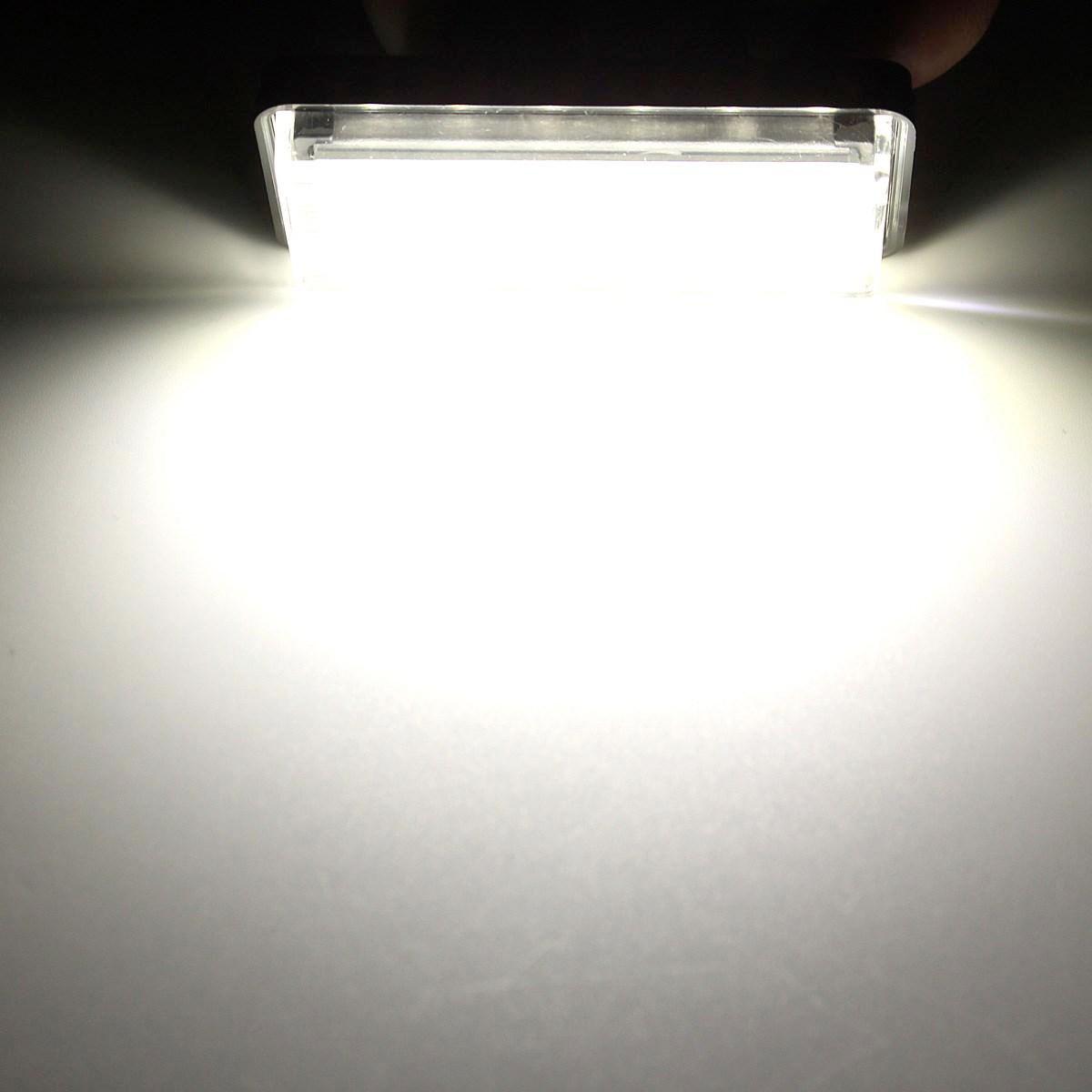 Modules éclairages plaque minéralogique AUTOLED