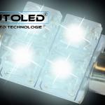 Ampoule navette led autoled ref 0141 0143