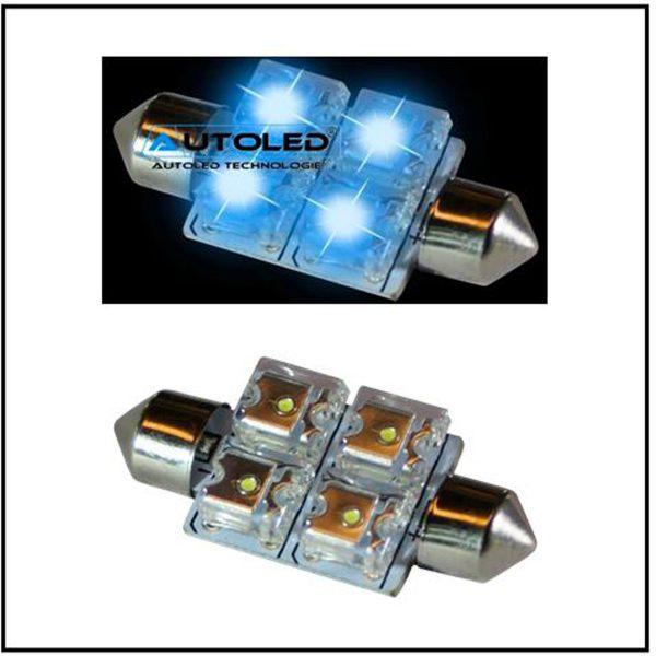 ampoule-navette-led-bleu-autoled-ref-0142