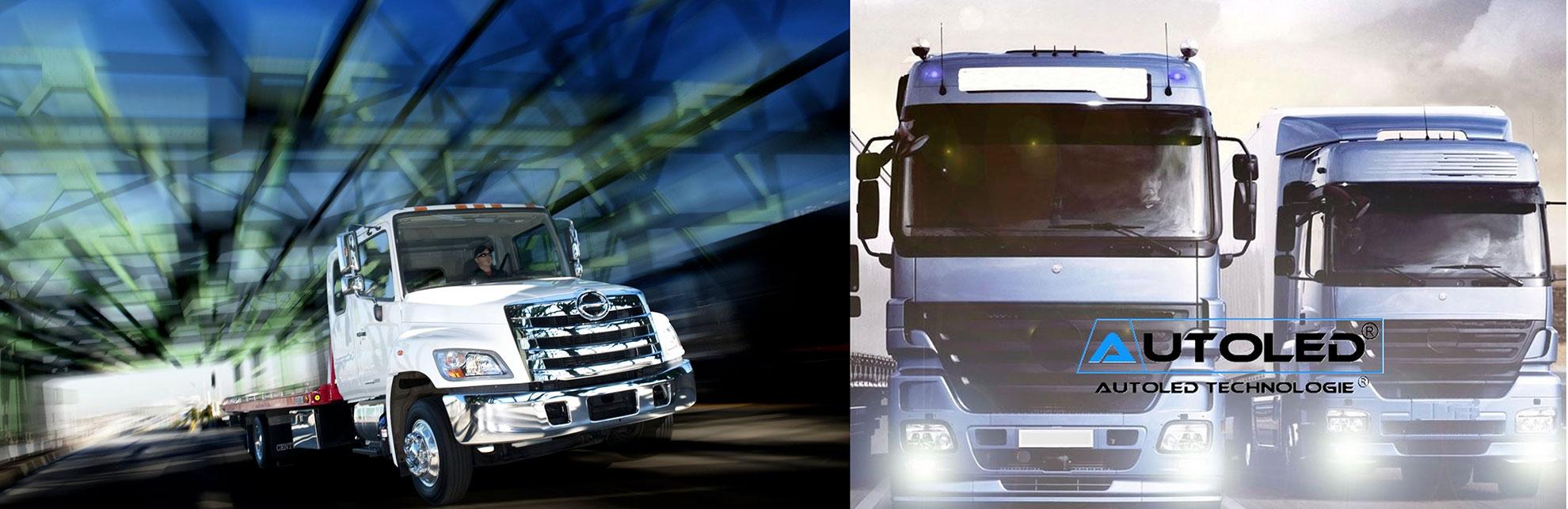 Camions poids lourds AUTOLED