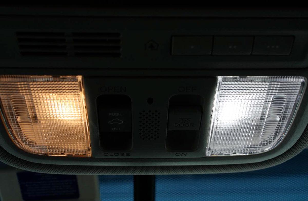 Éclairage led auto interieur habitacle Autoled