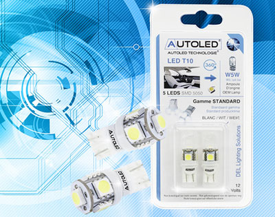 Produits LED Automobile